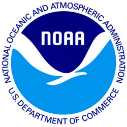 Logo of the National Oceanic and Atmospheric Administration