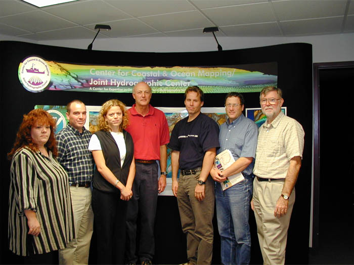 Shallow Survey 2001 Committee